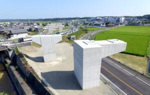 平成26年度 東海環状長深南橋梁下部工事