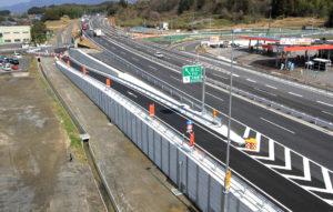 平成24年度 25号下柘植道路建設工事