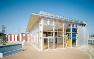 平成19年度 受 第1号 川越町立児童館建築工事