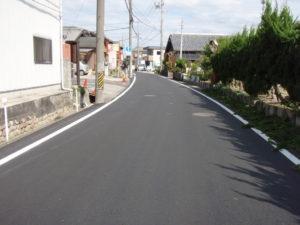 平成22年度 主要地方道四日市鈴鹿環状線 公共土木施設維持管理(舗装補修)工事(その2)