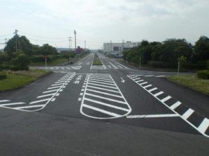平成22年度 霞ヶ浦地区道路舗装補修工事