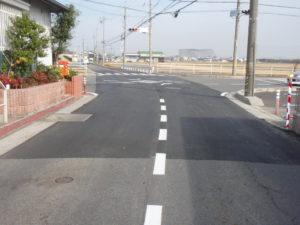 平成24年度 一般県道上野鈴鹿線 舗装修繕工事