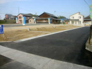 南福崎宅地分譲開発工事