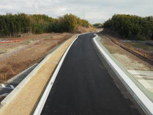 北勢BP垂坂山之一色道路整備工事