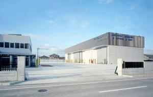 新英金属様 四日市工場建設工事(第一、二、三期)工事